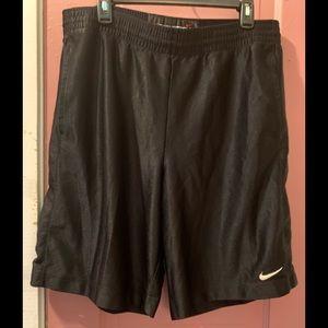 Nike Men's Black Basket Shorts